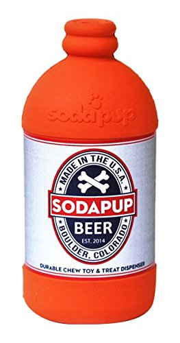 SodaPup Dispensing Stubby Bottle Squeeze product image