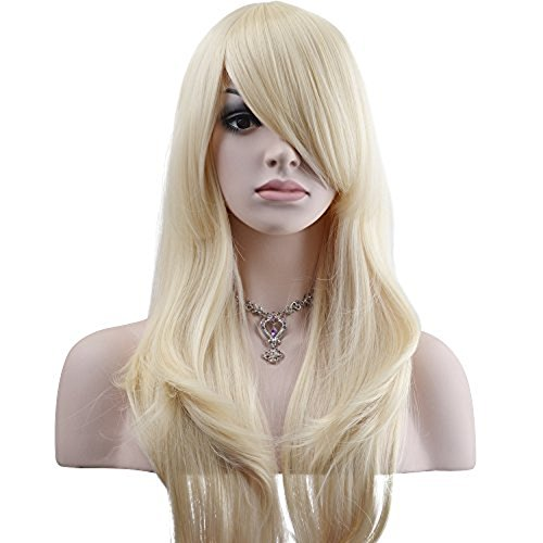 Blonde Curly Costumes Wig (YOPO 28