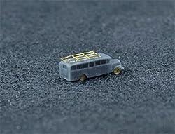 Alliance Model Works 1:700 WWII German Opel Blitz Bus (4pcs) #NW70044 from Alliance Model Works