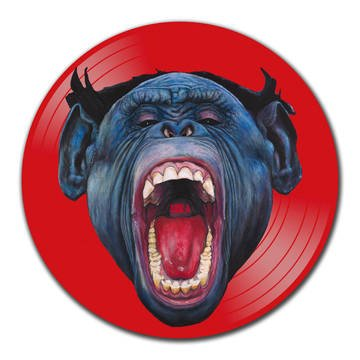 "Price comparison product image ""V"" is For Viagra The Remixes 2 x LP Picture Disc"