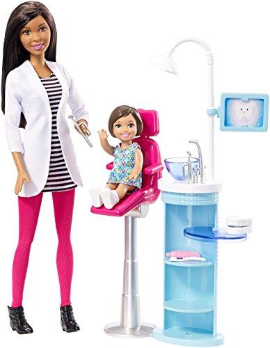 Barbie Dentist Doll & Playset - Barbie Tooth
