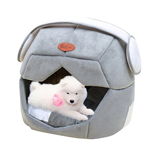 Pet Cat Dog Kennels,Pets Beds Cave,Puppy Sleeping Bag,Warm Outer Space Dog Bed,Soft Pet House Hole Doghole Nest Igloo Cozy Bed For Small Medium Large Pets
