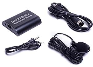 Adaptador de radio para coche auto carro manos libres bluetooth controlador de radio desde el volante AUX MP3 CD Kia Hyundai Sonata Tucson Santa Fe