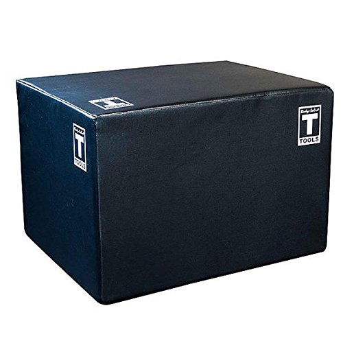 Body-Solid Tools Soft Sided Plyo Box by Body-Solid Tools