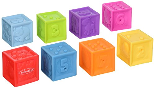 Soft Stacking Blocks - 3