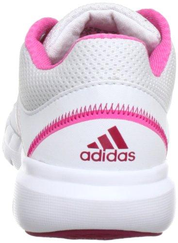 adidas Performance a.t. 120 G95398 Damen Gymnastikschuhe Weiß (RUNNING WHITE FTW / PRIDE PINK F13 / RAY PINK F13)