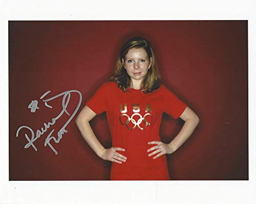 RACHEL FLATT -FIGURE SKATER- 2008 WORLD JUNIOR CHAMPION and FOUR SILVER MEDALS on GRAND PRIX SERVICE - Signed 10x8 Color Photo ()