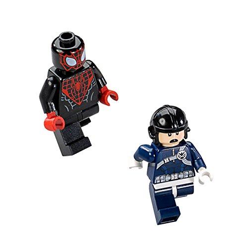 LEGO-Super-Heroes-Set-El-Ataque-Areo-de-Matanza-a-SHIELD-multicolor-76036