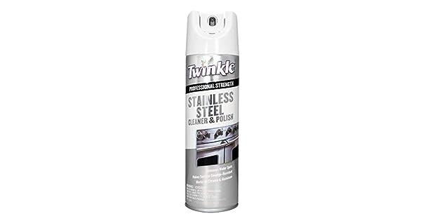Amazon.com: Twinkle ti-525417 limpiador para acero ...
