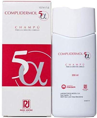 Complidermol, Producto para la caída del cabello, 200 ml