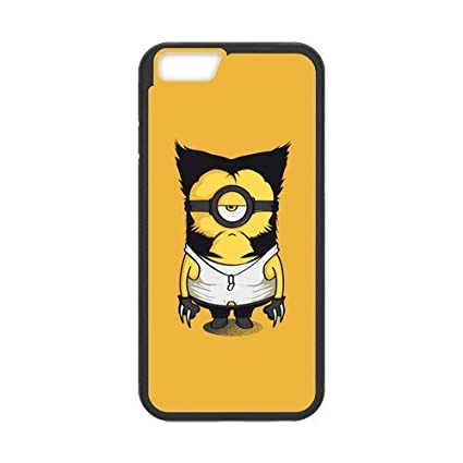 Amazon.com: Despicable Me Minions Wolverine Case for iPhone ...