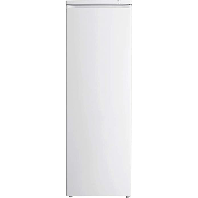 Danby 7.1 Cu. Ft. Upright Freezer with 5 Year Warranty in White DUFM071A2WDB