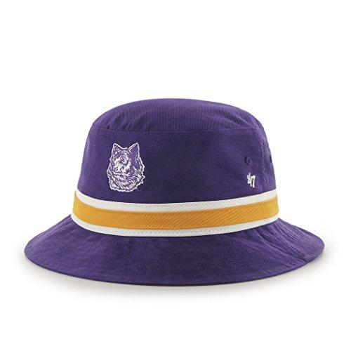 NCAA Washington Huskies  47 Brand Bright Striped Bucket Hat f53a0beff9d