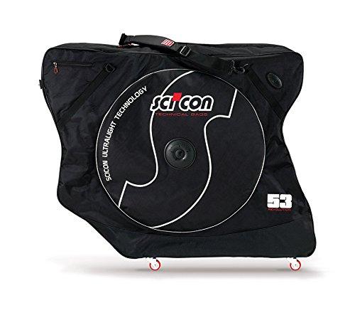 SCICON Aero Comfort Plus 2.0 TSA Air Travel Bike ()