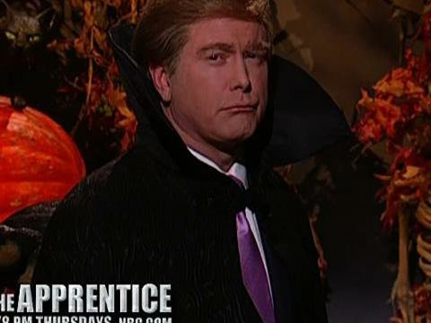 Highlights - Trump Promo (Donald Trump Snl Halloween)