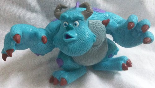 monsters-inc-disney-pixar-sully-3-petite-figure-toy-doll-hero-figure-cake-topper