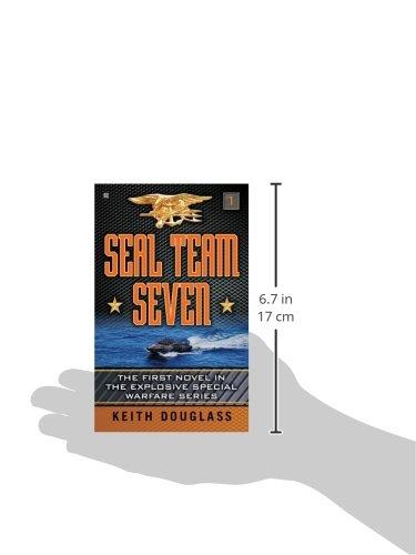 Amazon Seal Team Seven 9780425248164 Keith Douglass Books