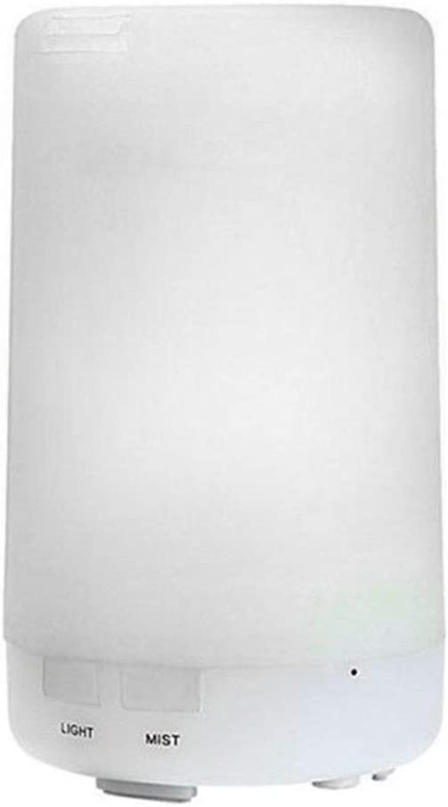 Hihey Humidificador ultrasónico nebulizador nebulizador LED Aroma ...