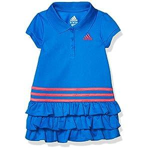 Best Epic Trends 41KOvgvIEDL._SS300_ adidas Girls' Active Polo Dress