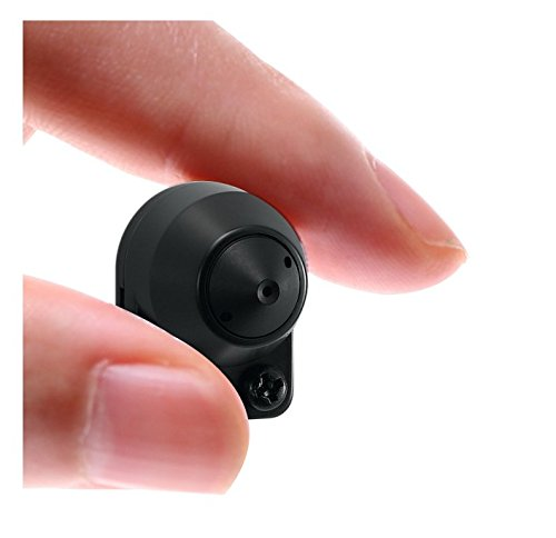 Miniature Surveillance Cameras (Phylink PLC-128PW 720P HD Covert IP Wireless Mini Pinhole Spy Camera, Camera Motion Detection and Wireless Video)