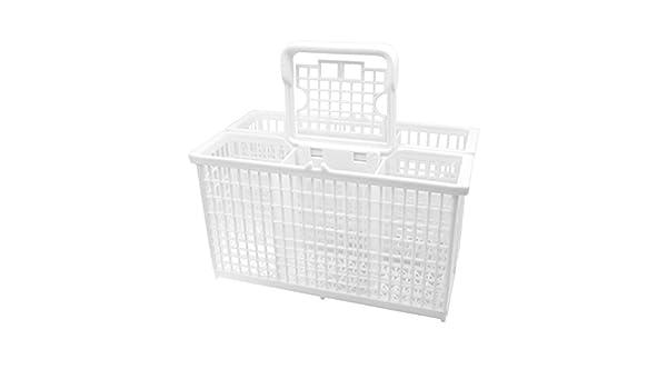 ✧WESSPER® Universal Cesta de cubiertos para lavavajillas FAGOR 2LF-065IT: Amazon.es: agdmaster