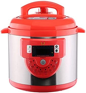 GM C02040 - Olla programable modelo F, Rojo: Amazon.es: Hogar