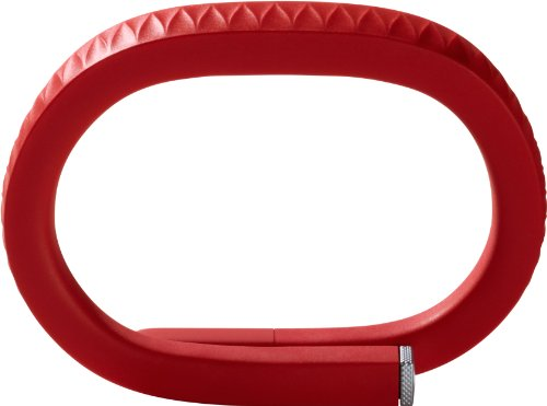 UP by Jawbone - Small - Red (Discontinued by Manufacturer)