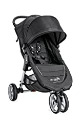 Running errands and getting around with your child has never been easier, thanks to the City Mini folding stroller. This stroller is the essence of urban mobility: lightweight, compact and nimble. Its sleek and practical design makes it the p...