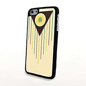 Generic Unique Dream Catcher Hard Protector Matte Cover PC Phone Cases fit for iPhone 5C Cases Plastic Back Carrying Case Extra Light and Clear