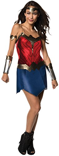 Rubie's Women's Wonder Woman Adult Costume, As Shown, Small -