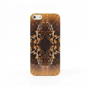 ZXC Flower Style Hard Back Case for iPhone 5/5S