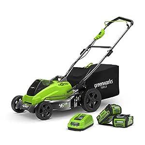 Greenworks Tools 2500407uc cortadora de césped inalámbrica ...