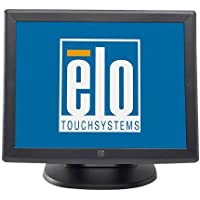 ELO - TOUCHSCREENS 1715L 17IN ACCUTOUCH DUAL SER/USB CTLR GRAY
