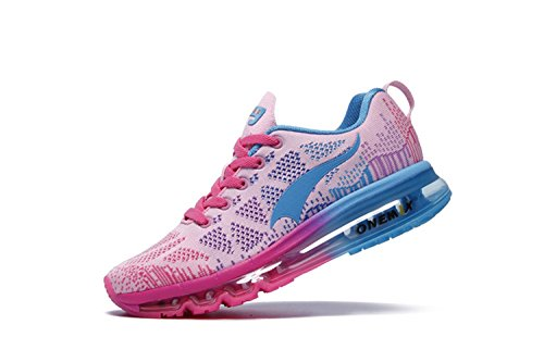 attenuano scarpe esecuzione in scarpe scarpe Femminili leggera casual scarpe scarpe sportive 40 donne traspirante imbottitura estive qtxwdIf