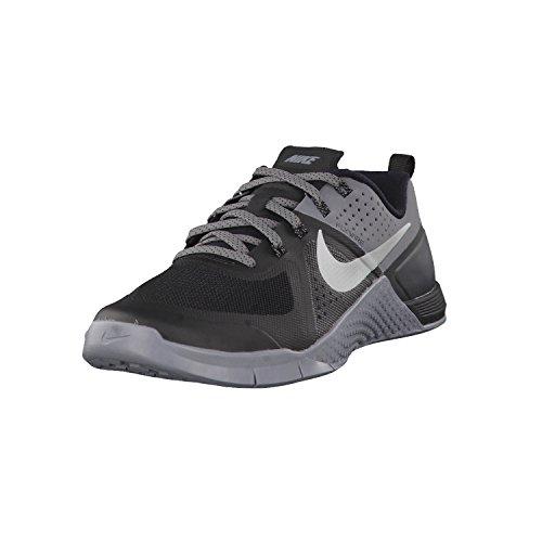 Top Noir Métallique Homme Metcon Chaussures 1 Sport Gris Froid Gris de Noir Nike Argenté Argenté wAFxTqRYxW
