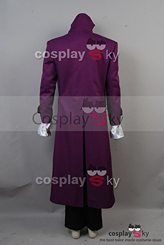 CosplaySky Purple Rain Costume Prince Rogers Nelson Halloween Full Set XX-Large by Cosplaysky (Image #3)