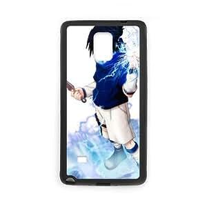 Samsung Galaxy Note 4 Cell Phone Case Black sasuke Lqwok