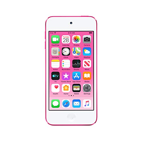 Apple Ipod Touch 32gb Pink Latest Model