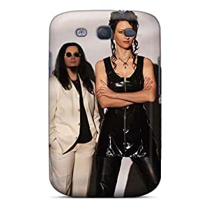 High Quality Phone Cases For Samsung Galaxy S3 With Customized Fashion Macbeth Band Pictures ErleneRobinson