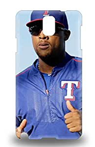 Extreme Impact Protector MLB Texas Rangers Adrain Beltre #6 3D PC Case Cover For Galaxy Note 3 ( Custom Picture iPhone 6, iPhone 6 PLUS, iPhone 5, iPhone 5S, iPhone 5C, iPhone 4, iPhone 4S,Galaxy S6,Galaxy S5,Galaxy S4,Galaxy S3,Note 3,iPad Mini-Mini 2,iPad Air )
