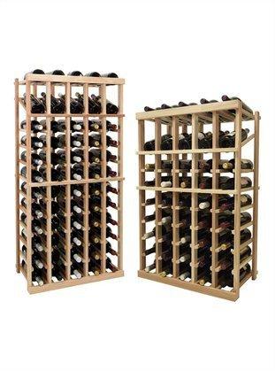 Wine Cellar Innovations Vintner Series Wine Rack - Individual Bottle Wine Rack - 5 Columns with Display