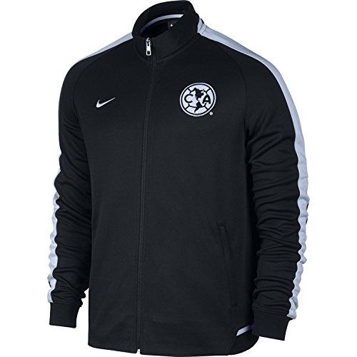 Nike New Club Jacket (Nike Club America Auth N98 Track Jacket - Black Small)