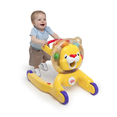 Bright Starts Baby Toy, 3 in 1 Roaring Fun Lion