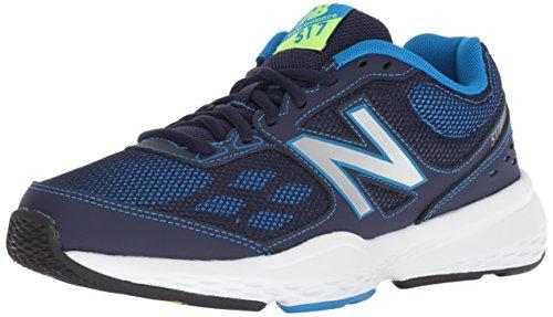New Balance Men's MX517v1 Training Shoe, Navy, 10 4E US