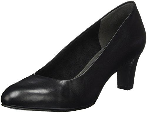 Escarpins Black Uni Femme Noir Tamaris 22429 Pvw4g4
