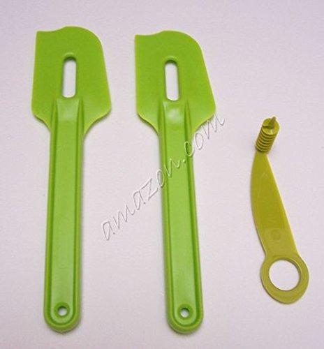 Get Tupperware Paddle Scraper & Veggie Spiral offer