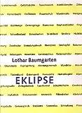 Lothar Baumgarten, , 392876280X