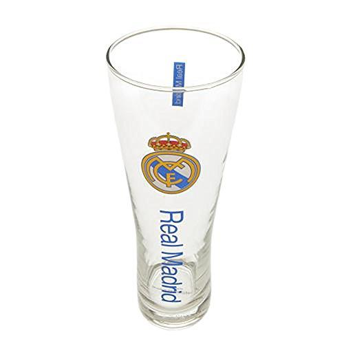 Tall–Vaso de cerveza Real Madrid