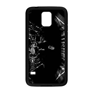 Band Fashion Comstom Plastic case cover For Samsung Galaxy S5 by runtopwell