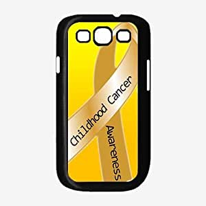 Zheng caseZheng caseChildhood Cancer Plastic Phone Case Back Cover Samsung Galaxy S3 I9300